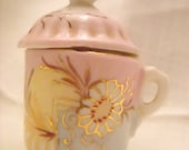 Doll's Covered Tea Cup 1800s Victorian, Time Raveler