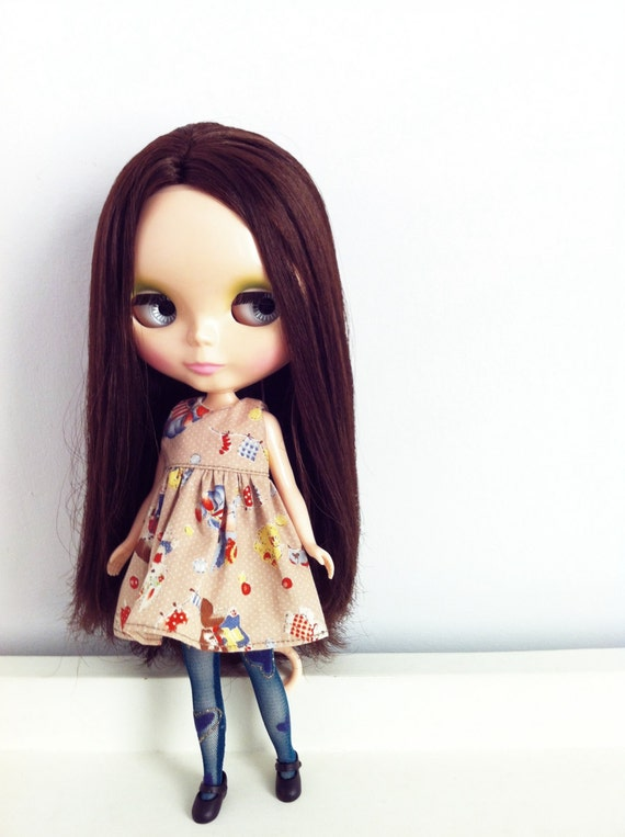 Blythe cotton dresses