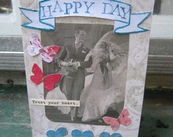 ORIGINAL Handmade Greeting Card -
