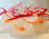 """SESAME STREET - Elmo's GoldFish Dorothy in a Bag Gift Soap Party Favors  -  (6) My Pet Fish   - """"Cutest Soap Ever"""""""
