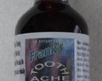 World Famous Frank's (--edited--) Tincture                 2oz bottle with dropper