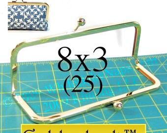 31% OFF 25 Goldenlock(TM) 8x3 purse frame