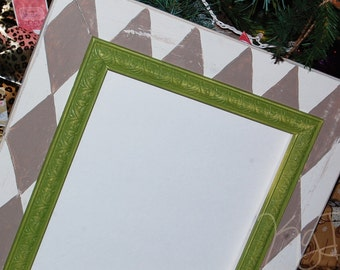 8x10 Harlequin Frame Painted to match your decor