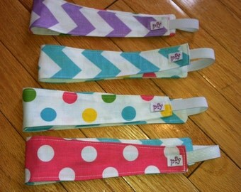 boutique reversible stretchy headband  for teens and adults
