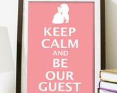 Keep Calm and Be Our Guest - Beauty and the Beast