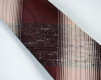 Sale Square end skinny maroon tie
