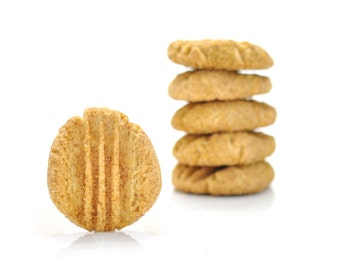 All Natural Snickerpoodle dog treats with Honey and Cinnamon Snickerdoodle