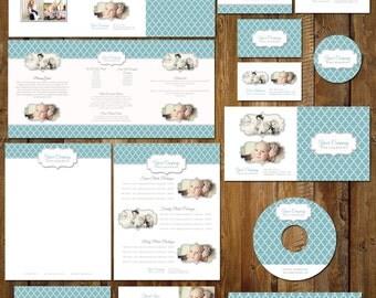 Boutique Marketing Package - Quatrefoil - Photography