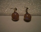 Old Vintage Trading Post Dragon's Breath Earrings