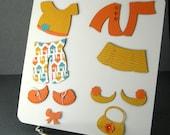 Handmade Outfit for Build A Bear Teddy Tin Girl House Series 4