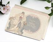Deco Wedding, Bridal Shower Invitations, Art Deco Bridal Shower, Vintage Veil, Pink Bridal Shower, Vintage Floral, Silver Bride