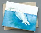 Polar Bear Dive Notecard