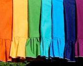 Destash - Kona Cotton - Fabric Scraps - Solids