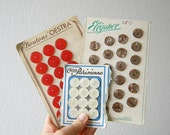 vintage button cards 3 french button cards
