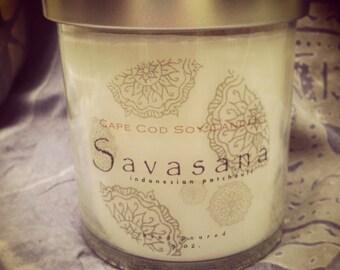 9 oz. Savasana Patchouli Soy Candle
