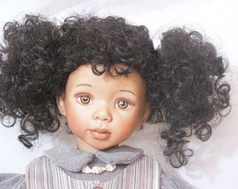 Medium porcelain doll (Melika)