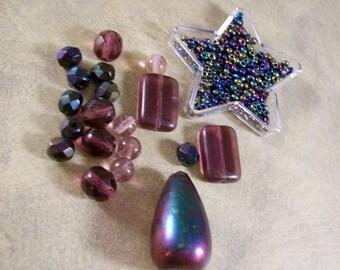 IRIS Glass Bead Mix