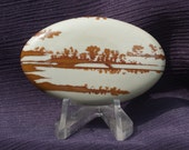 "Owyhee Jasper- Superb Scenic ""Marsh Morning"""