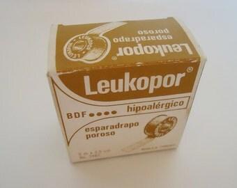 Medical Adhesive Tape.Cardboard Box.70s