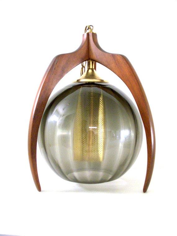 Vintage Mid Century Modern Sputnik Light Atomic By
