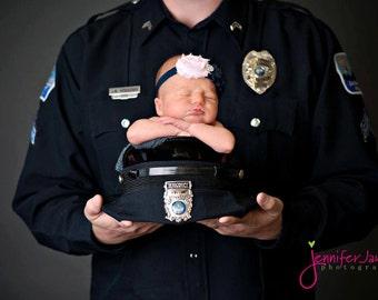 Purple Baby Headband, Newborn Headband, Infant Headband, bambaroos