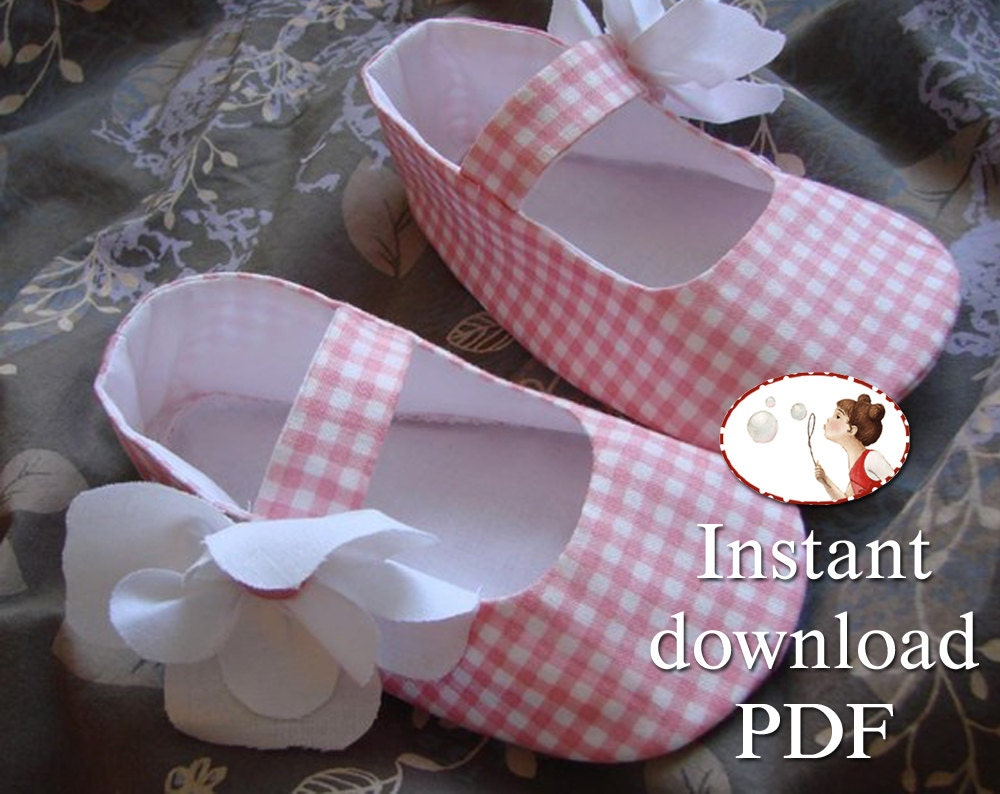 """Search Results for """"Free Printable Baby Shoes Pattern"""