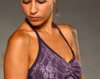 Lace Top - yoga top - bikini top - sports top -
