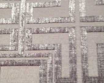 Lewis Mid Century Velvet Fabric By the Yard-Many Colors Available