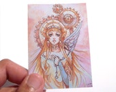 Iron Angel Limited ACEO card