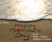 Mother's Day Beach Download Photo