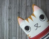 Sailor Tabby Cat softie doll - bikbikandroro