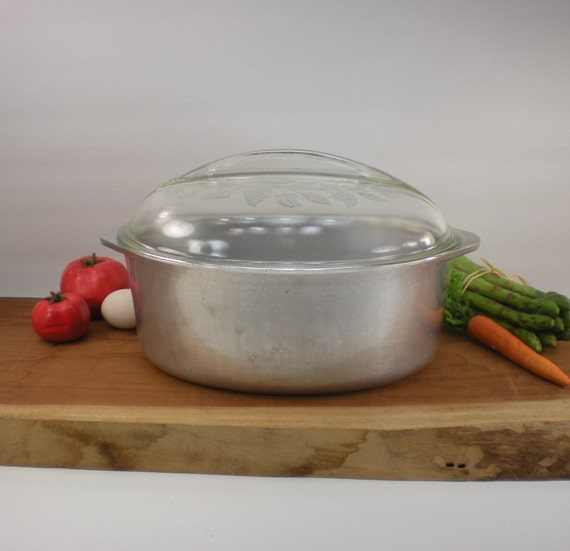 Household Institute 6 Quart Oval Roaster Cast By Oldetymestore