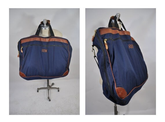 Items Similar To Vintage Ll Bean Bag Canvas Duffle Large