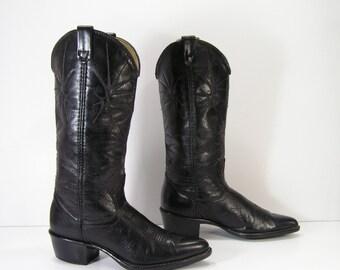 Acme cowboy boots | Etsy