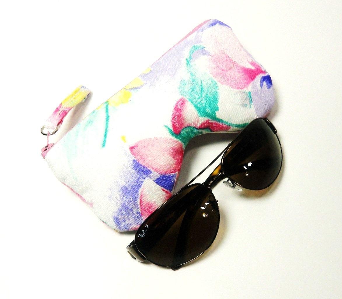 eyeglass sun glass sunglasses zippered