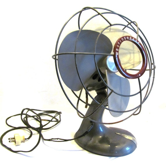 Vintage Westinghouse Electric Fan