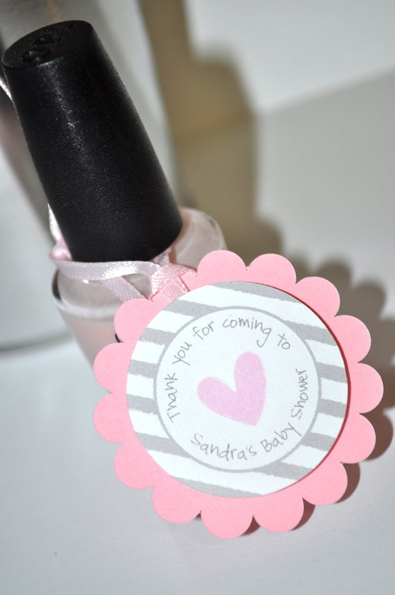 Girl Baby Shower Thank You Favors 570 x 858