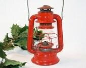 SALE - Little Red Dietz Comet Lantern