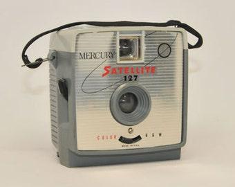 CAMERA, MERCURY SATELLITE 127 Vintage Camera