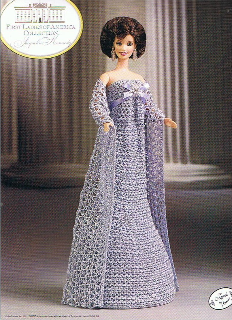 Jacqueline Kennedy First Ladies Of America Fashion Doll