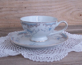 Seville Imperial China W Dalton Cup & Saucer