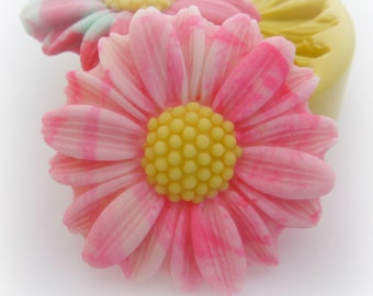 Large Sunflower Fondant Spring Flower Mold Silicone Large Flowers Mould