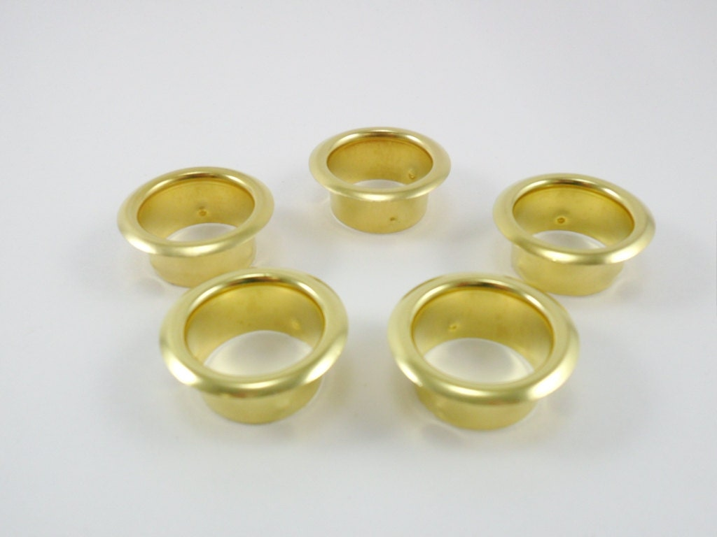 brass candlestick ring candle cup ring inserts 5. Black Bedroom Furniture Sets. Home Design Ideas