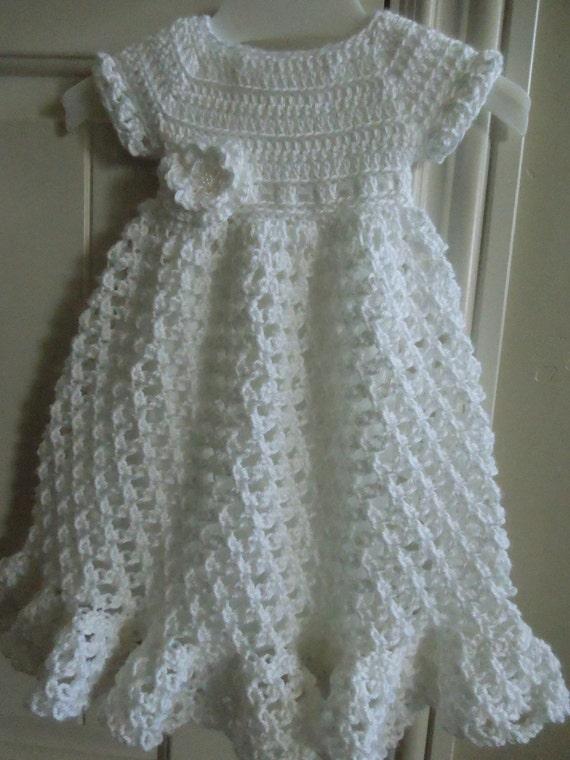 Baby Blessing Christening Dress