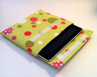 iPad Mini Case, iPad Mini Cover, iPad Mini Sleeve in Mod Black Cherry