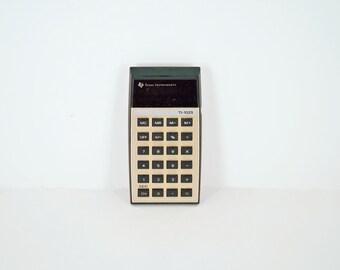 Texas Instruments Calculator - TI-1025 Geek Nerd Math
