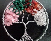 Four Seasons Tree of Life Pendant
