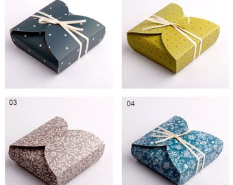 Paper Gift Box - 5 boxes (nd020)