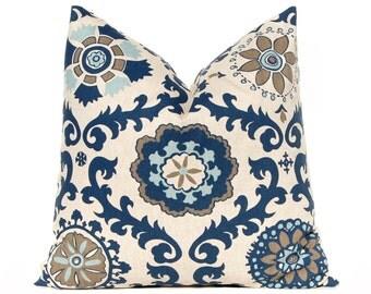 pillow cover navy blue throw pillow cover indigo blue decor linen pillow