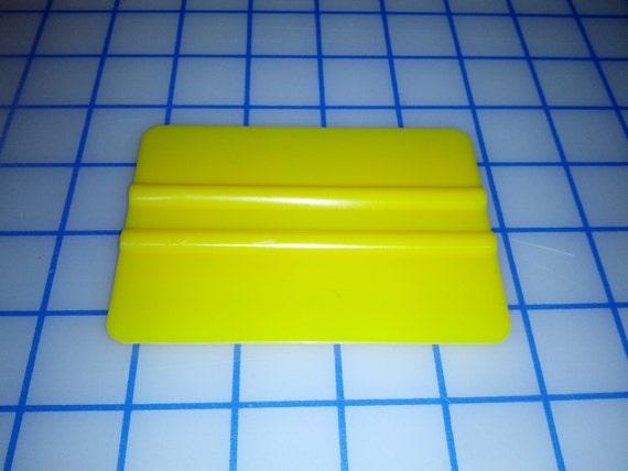 4 inch squeege for applying vinyl decals
